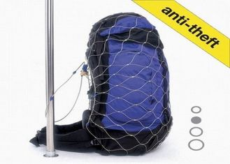 Stainless Steel Rope Wire Anti Theft Mesh Luggage Security Bags Protector