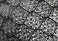 304L Animal Enclosure Mesh , Knotted Rope Mesh Wire Mesh SGS / CE