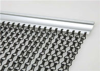 35mm*35mm Aluminium Chain Curtain
